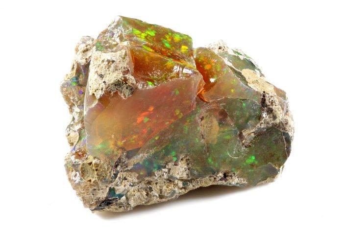 piedra ópalo