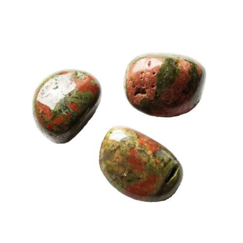 piedra rodada unakita