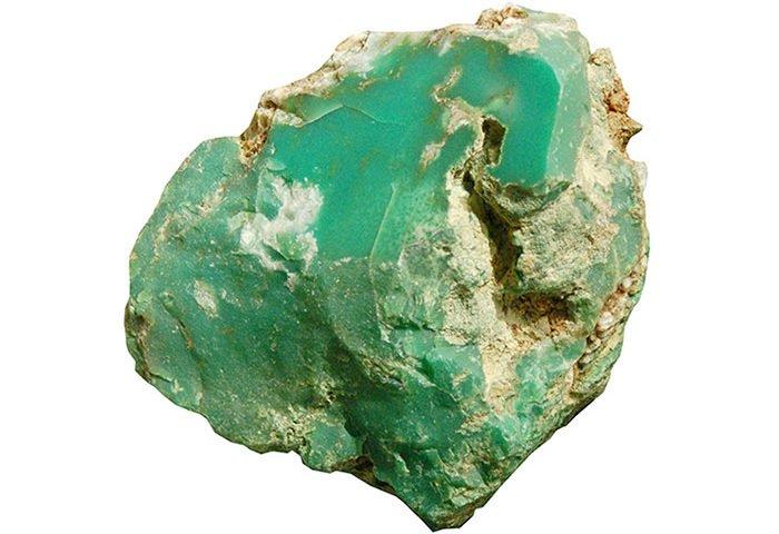 piedra crisoprasa