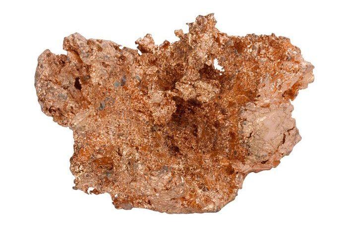 piedra cobre nativo