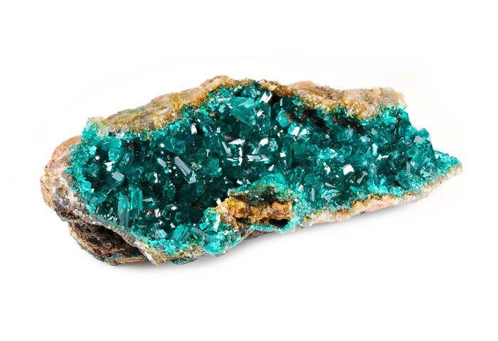 piedra dioptasa