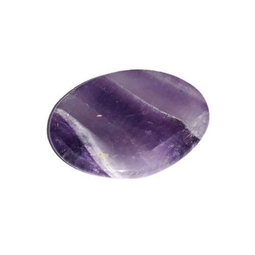 piedra para el pulgar amatista
