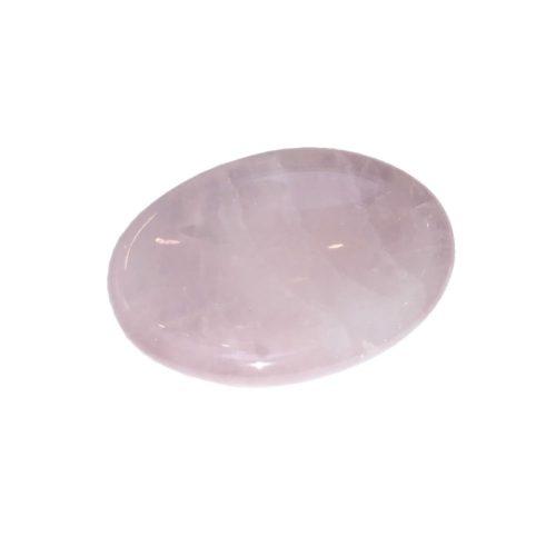 piedra para el pulgar cuarzo rosa