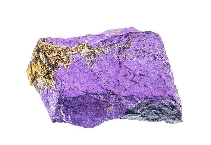 piedra purpurita