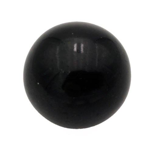 esfera turmalina negra