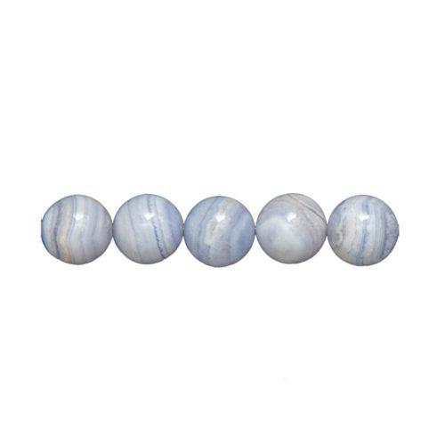 perla redonda calcedonia 8mm