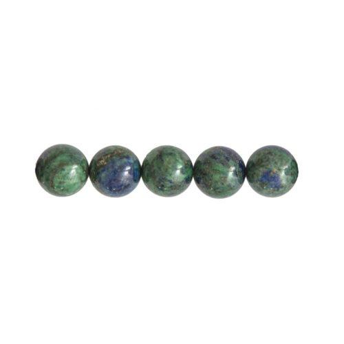 perla redonda crisocola 12mm