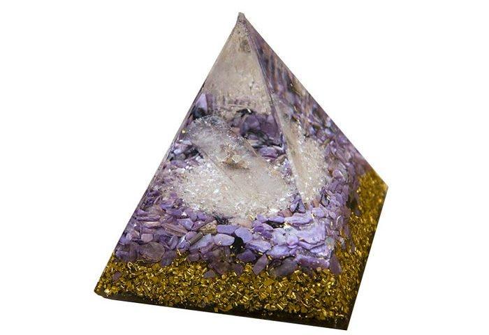 piedra orgonita