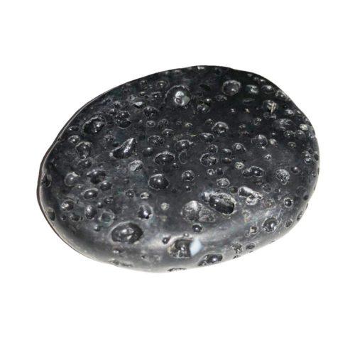 guijarro piedra de lava