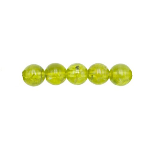 perla redonda peridoto 8mm