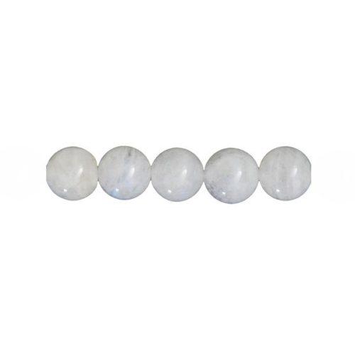 perlas piedra de luna 8mm