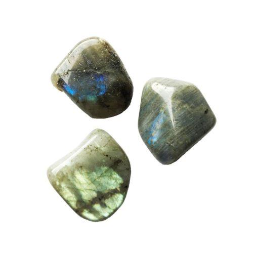 piedra rodada espectrolita