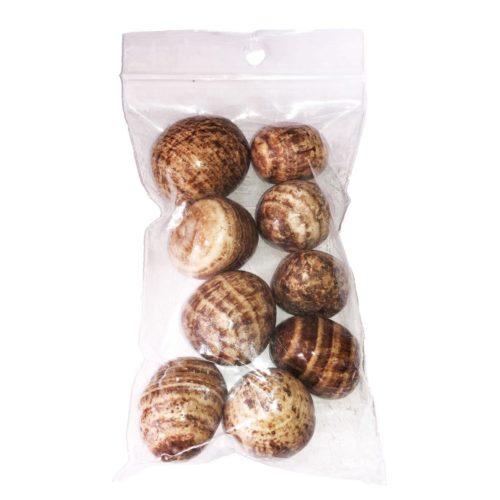 bolsa piedras rodadas aragonita 250grs