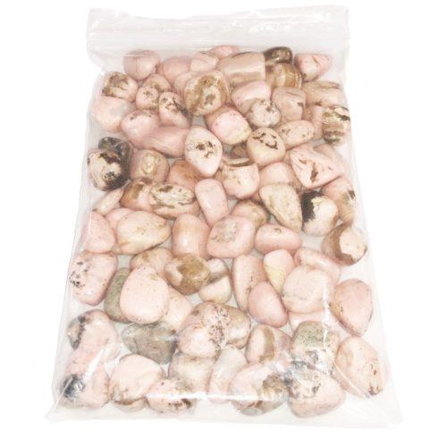 bolsa piedras rodadas rodocrosita 1kg
