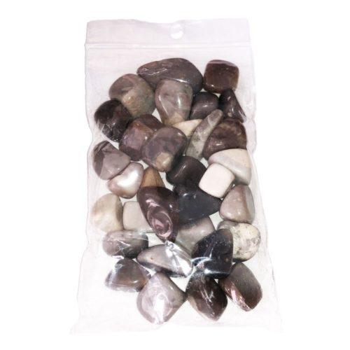bolsa piedras rodadas sílex 250grs