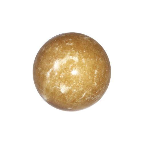 esfera calcita naranja 40mm