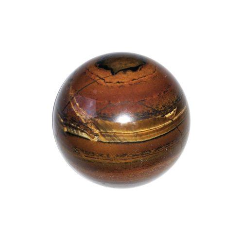 Esfera ojo de tigre 40mm