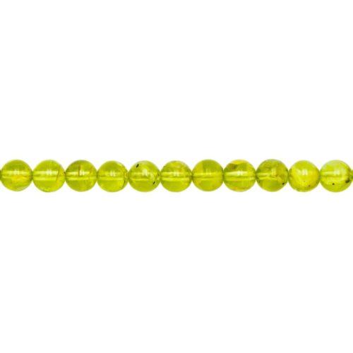 hilo olivina 6mm