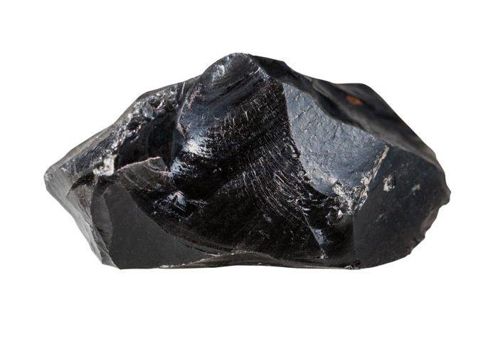 piedra obsidiana ojo celestial
