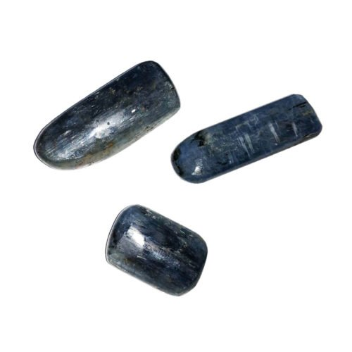 piedra rodada kyanita