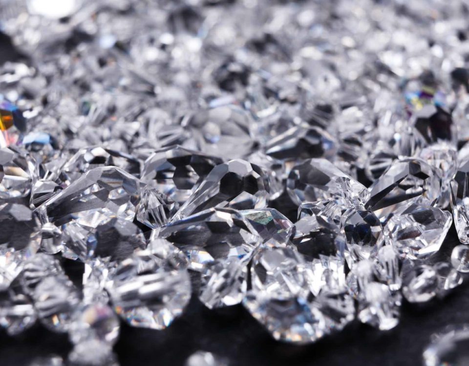cúmulo de diamantes
