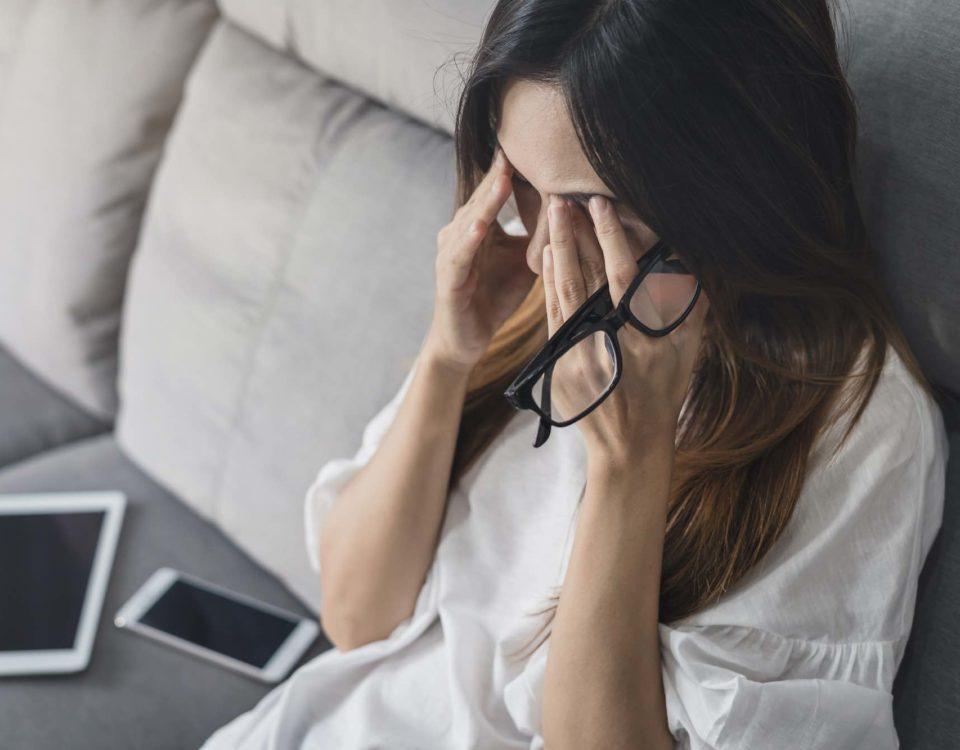 estrés y litoterapia
