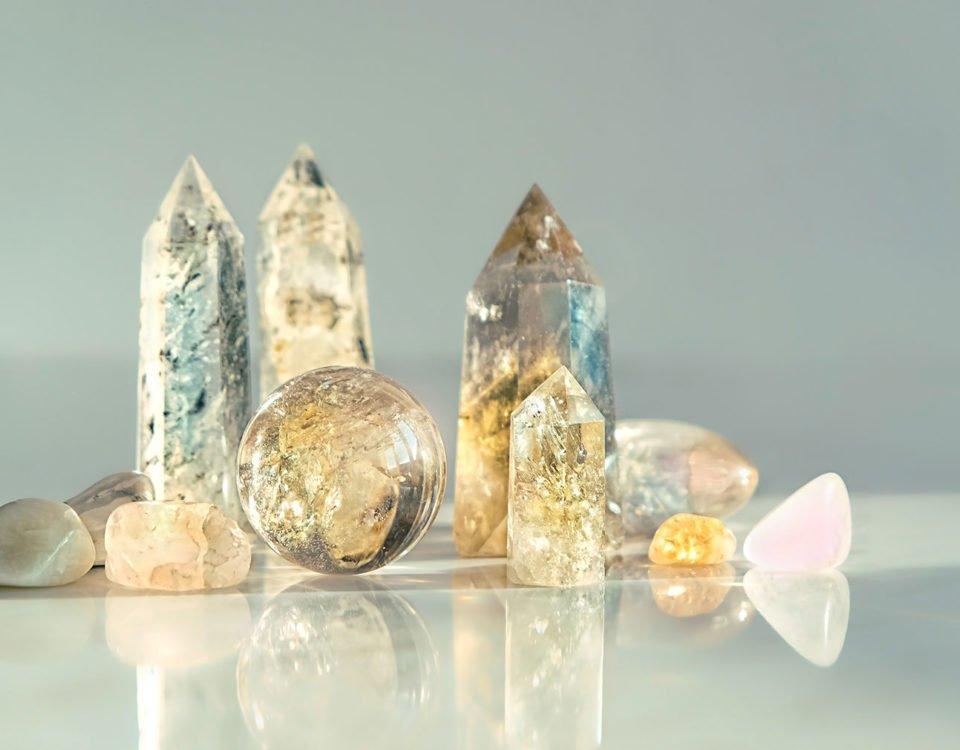 el poder de las piedras