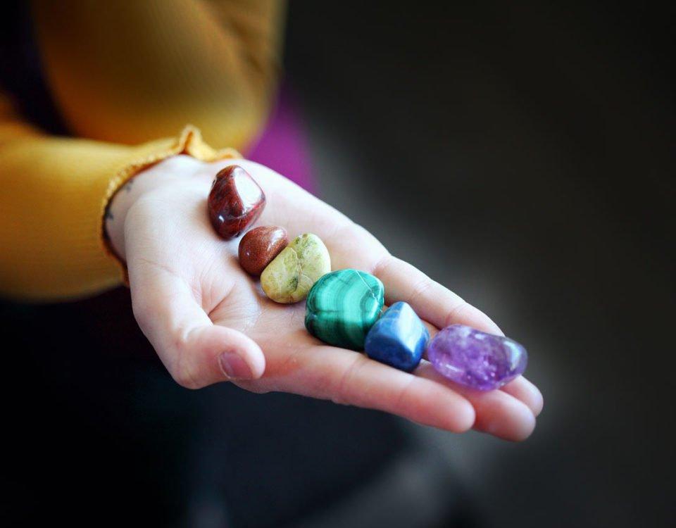 beneficios de las piedras para la salud