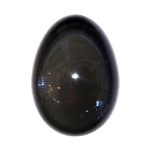 huevo obsidiana ojo celeste