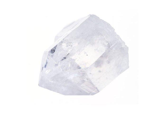 piedra cuarzo blanco