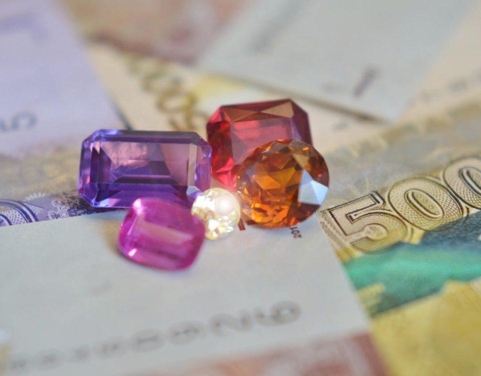 piedra atrae dinero
