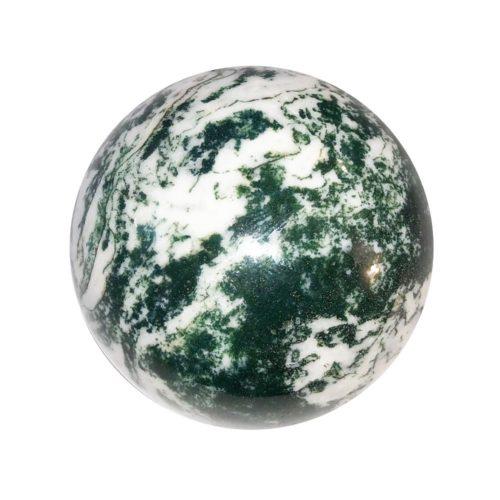 Esfera ágata árbol