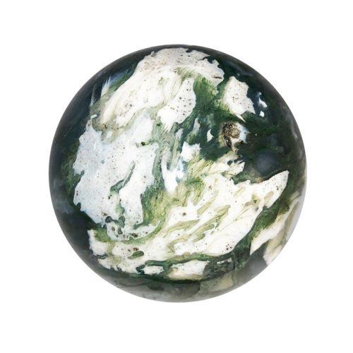 Esfera ágata musgosa