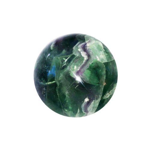 Esfera Fluorita Multicolor - 40mm