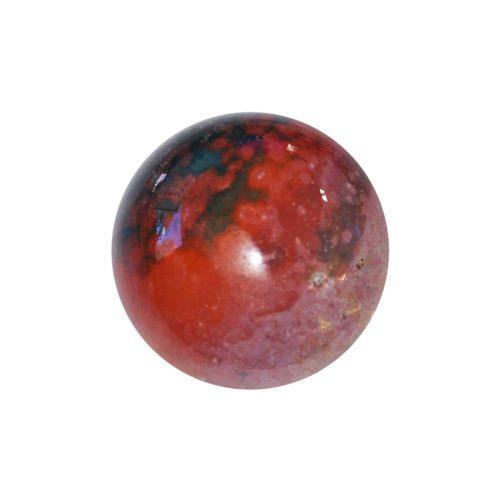 Esfera Jaspe heliotropo - 40mm