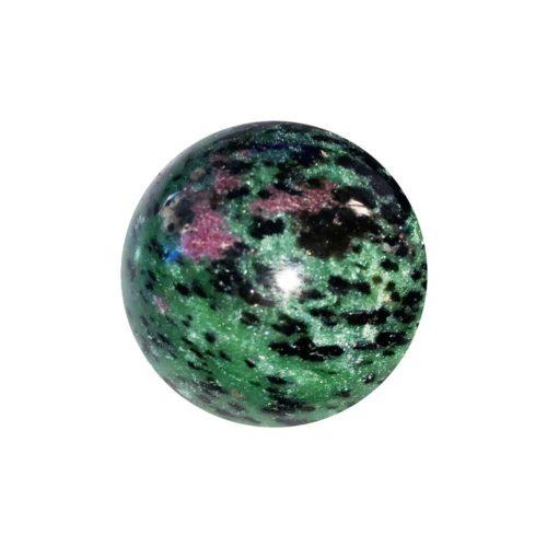 Esfera Rubí zoisita - 40mm