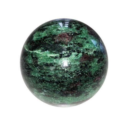 esfera rubí zoisita 55mm