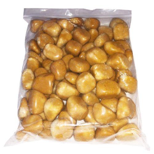 bolsa-piedras-rodadas-jaspe-amarillo-1kg