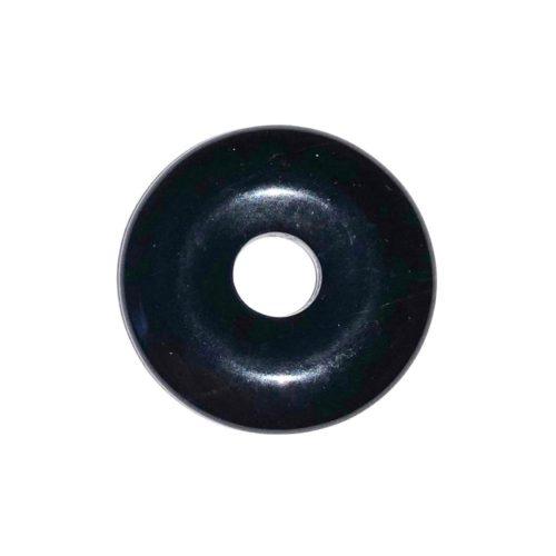 pi chino donut ágata negra 20mm