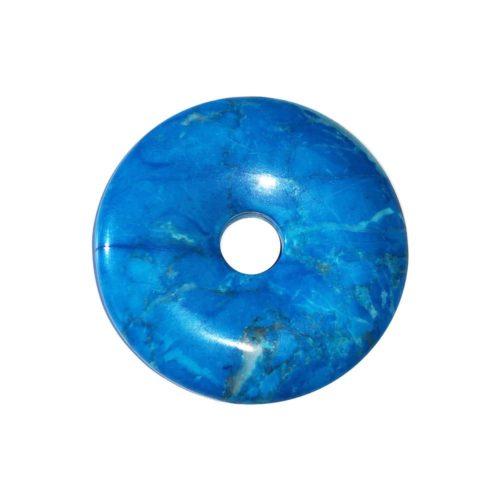 pi chino donut howlita azul 30mm