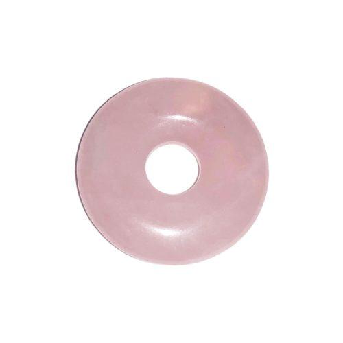 pi chino donut cuarzo rosa 20mm