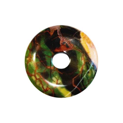 PI chino o donut riolita de flor