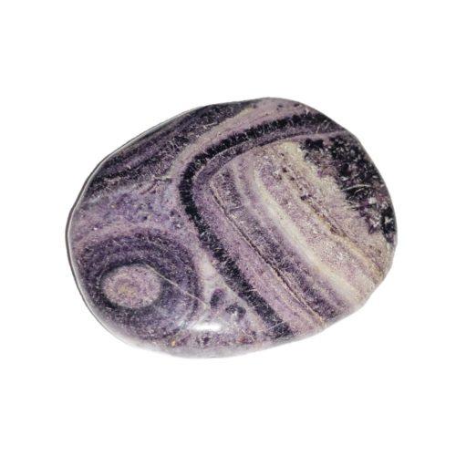 Piedra plana Charoita