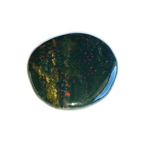 Piedra plana Jaspe heliotropo