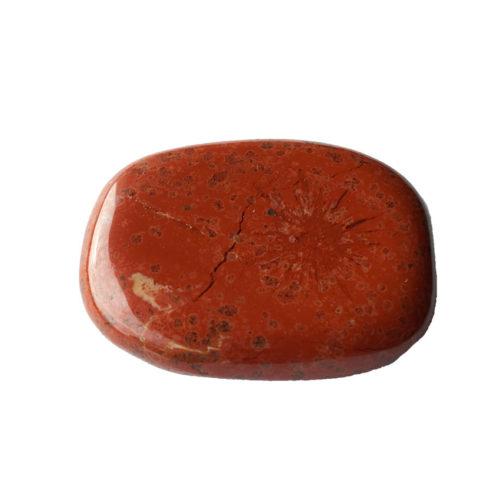 Piedra plana Jaspe rojo