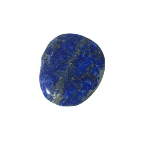 Piedra plana Lapislázuli