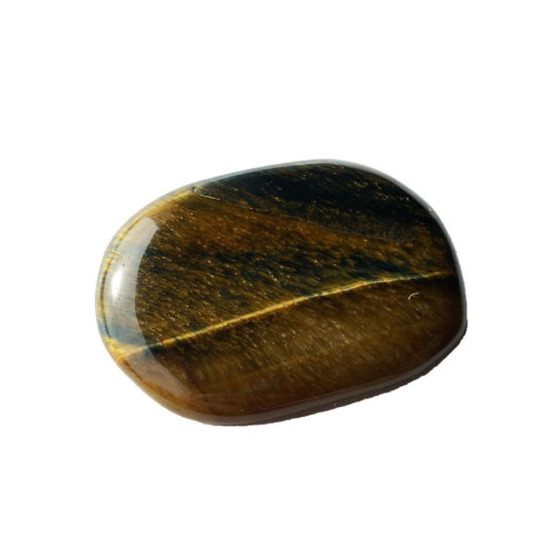 piedra plana ojo de halcón