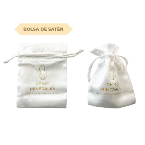 bolsa de satén reino minerales